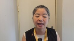 林欣怡:台湾政府废除蒙藏委员会之后,将可以加强和藏人行政中央之间的互动(原声视频)