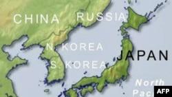 Giếng khí đốt này nằm gần một quần đảo ở giữa đảo Okinawa của Nhật và Đài Loan.