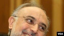 Kepala program energi atom Iran, Ali Akbar Salehi