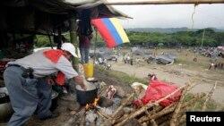 Más de 20 mil caficultores podrían llegar a Bogotá esta semana en caso de no lograrse una concertación con el gobierno.
