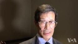 民主中国阵线首任主席严家其接受美国之音采访