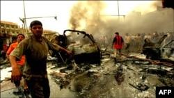عراق میں دھماکے