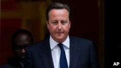 PM David Cameron mengusulkan kepada Parlemen Inggris sanksi baru terhadap Rusia, jika pemberontak Ukraina terus memperluas wilayah (foto: dok).