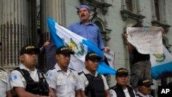 En Guatemala tuvieron en 2018 obstáculos para el trabajo organismos como la Fiscalía Especial Contra la Impunidad (FECI) y la Comisión Internacional Contra la Impunidad en Guatemala (CICIG).