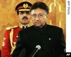 Pervez Musharraf era presidente do Paquistão aquando dos atentados de 11 de Setembro de 2001, e permaneceu no poder até 2008.