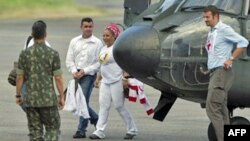 """Kolumbiya prezidenti FARK-ın """"səxavətini"""" rədd etdi"""
