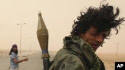اقوام متحدہ میں لیبیا میں جنگی جرائم کے امکان پر غور