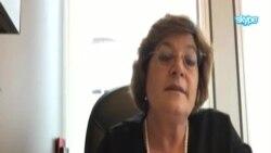 """""""Defendo para África o que defendo para a Europa"""", eurodeputada Ana Gomes"""