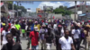 Haiti's Anti-Corruption Protesters Refuse to Back Down on Demands