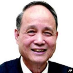 台灣海基會董事長林中森(資料照片)