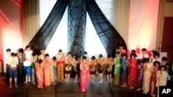 กิจกรรมนักเรียนไทยใน MIT ร่วมกับเพื่อนต่างสถาบันในบอสตันรวมตัวจัดกิจกรรมเผยแพร่วัฒนธรรมไทย
