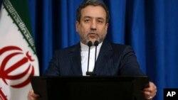 Замминистра иностранных дел Ирана Аббас Арагчи (архивное фото)