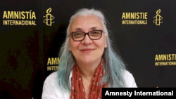 Idil Eser,Direktur Amnesti Internasional untuk Turki (foto: dok).