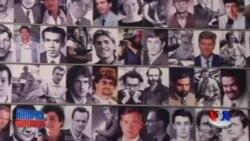 Jurnalistlarni xotirlab... Fallen journalists - Newseum