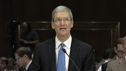 Các nhà làm luật Hoa Kỳ tức giận vì Apple