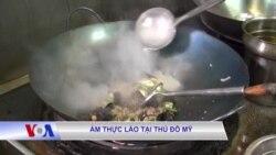 Ẩm thực Lào tại thủ đô Mỹ