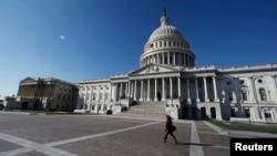 미국 워싱턴 DC 의회 건물. (자료사진)