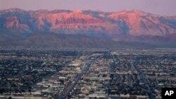 En los suburbios de Las Vegas el incremento de la pobreza fue del 139,3 por ciento.