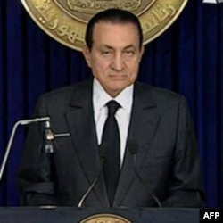 Mubarak odbacio optužbe