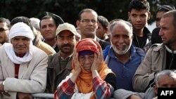 Tunisdə minlərlə insanın iştirakı ilə dinc nümayiş keçirilib