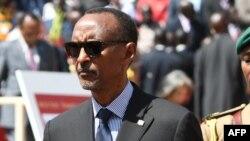 Président Paul Kagame ya Rwanda na Nairobi, Kenya, 11 février 2020.