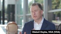 """Курт Волкер, колишній спецпредставник США з питань України, дослідник """"Центру аналізу європейської політики"""""""