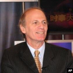 前美国总统国家安全委员会亚洲事务主任贝德接受美国之音采访(资料)