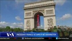 Macron, javën e ardhshme në Uashington