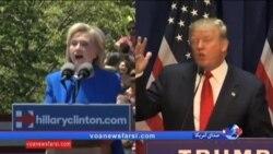 روز انتخابات: نگاهی به یکسال رقابت کلینتون و ترامپ