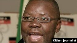 Finance Minister Tendai Biti