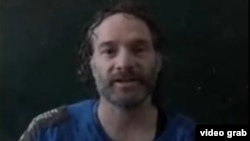 le journaliste Peter Theo Curtis (al-Jazeera)