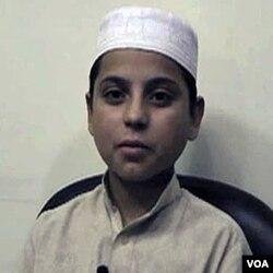13-godisnji Ahmad Ali