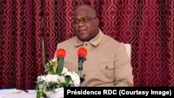 Le président Tshisekedi en visite à Goma, la capitale du Nord-Kivu