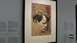 У Національній портретній галереї у США пропонують зазирнути у минуле і побачити... сьогодення. Відео