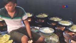 Độc Đáo 'Chùa Bánh Xèo' Ở Tịnh Biên - An Giang
