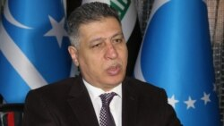 İraq Türkmənlərinin lideri Amerikanın Səsinə danışır