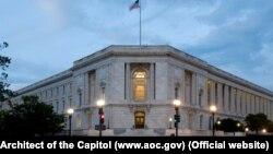 美国国会拉塞尔参议院办公楼
