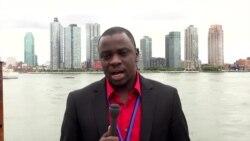 Mahmud Lalo daga New York- Taron Majalisar Dinkin Duniya (MDD 70)
