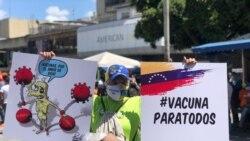 Venezuela: Percepción servicios públicos