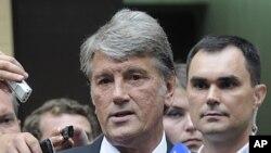 Віктор Ющенко 2011 р.