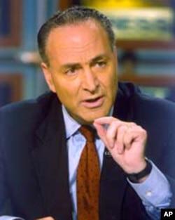 民主党参议员查尔斯·舒默