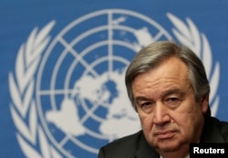 Cao ủy Liên Hiệp Quốc về người tỵ nạn Antonio Guterres