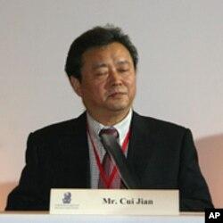 重庆市国有资产监督管理委员会主任崔坚