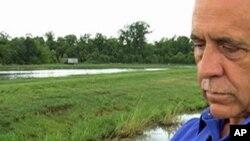 Louisiana State University Professor Greg Lutz