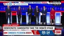 Manchetes Americanas 15 janeiro 2020: Debate tenso entre Sanders e Warren