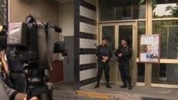 俄羅斯警方突襲反對派領導人的住宅