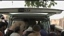 2013-01-02 美國之音視頻新聞: 巴基斯坦救援人員被襲動機不明