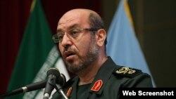 حسین دهقان وزیر دفاع و پشتیبانی نیروهای مسلح جمهوری اسلامی ایران
