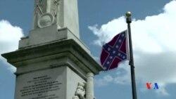 2015-06-24 美國之音視頻新聞:美國去除邦聯旗幟的呼聲日益高漲