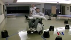 眼动轮椅问世在即 残疾人士有望获益